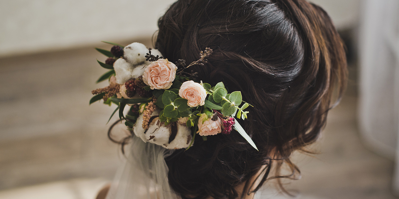 Spa hair, manicure, updo for wedding day, at Vitality Medi-Spa Halifax NS