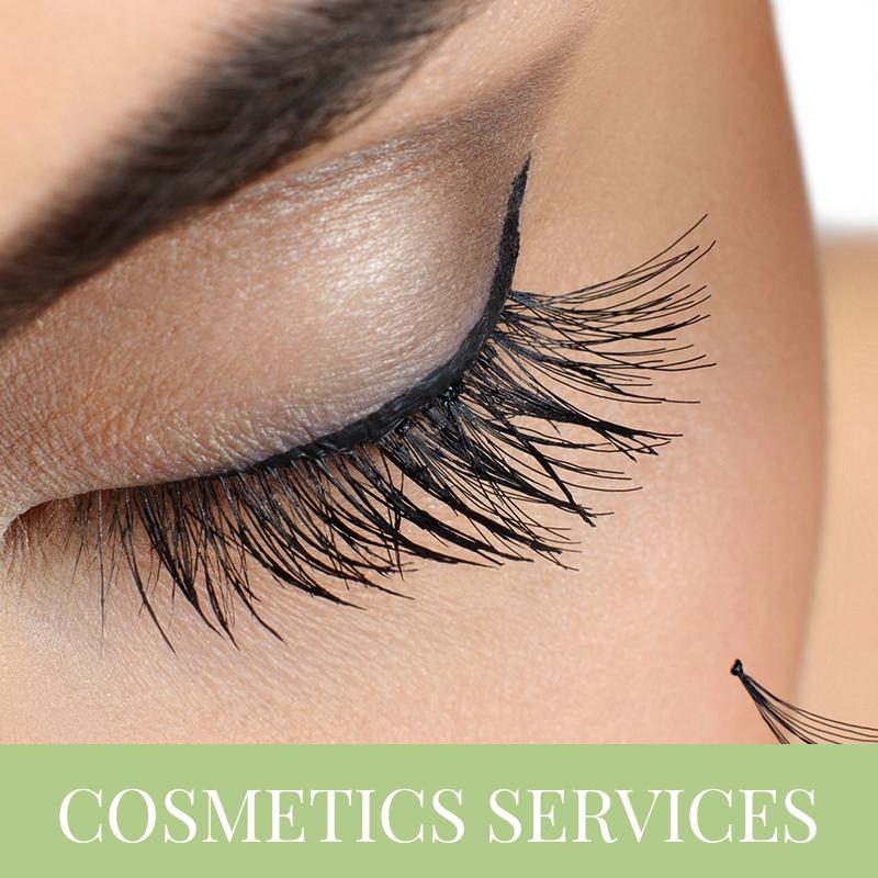 Makeup and eyelash treatments at Vitality Medi Spa Halifax NS