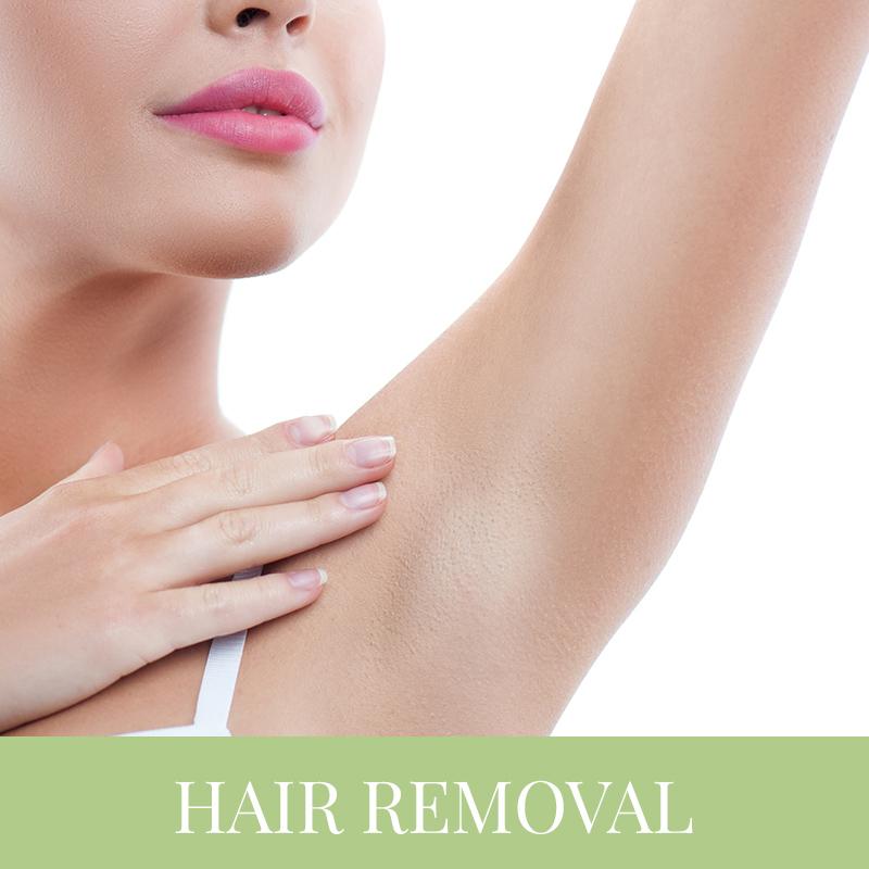 Hair removal waxing and laser treatments at Vitality Medi Spa Halifax NS