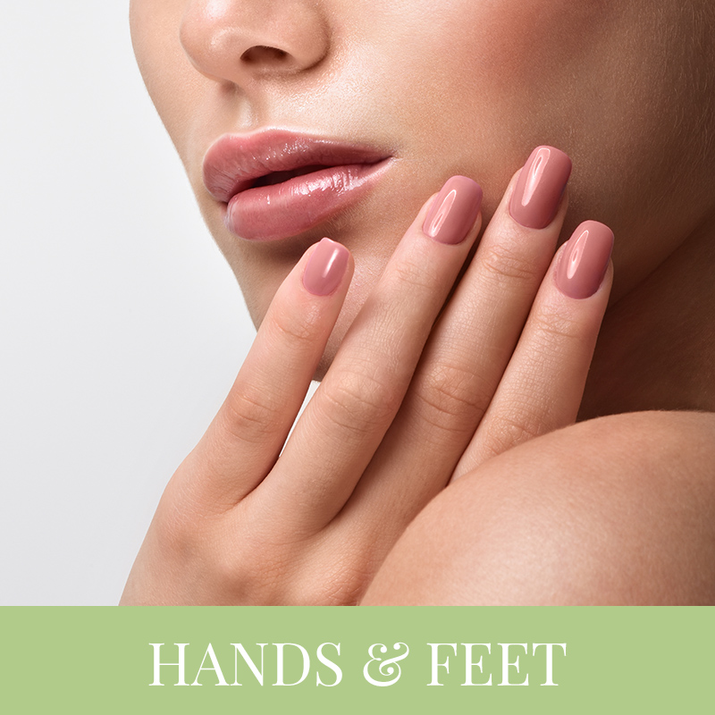 Manicures and pedicures at Vitality Medi Spa Halifax NS