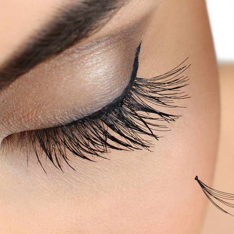 Eyelash extensions at Vitality Medi Spa Halifax NS