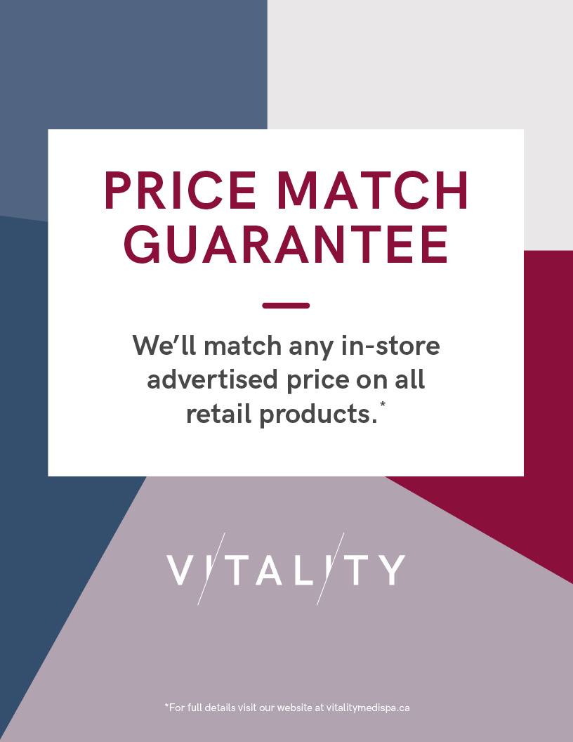 VMS Price Match, Vitality Medi Spa