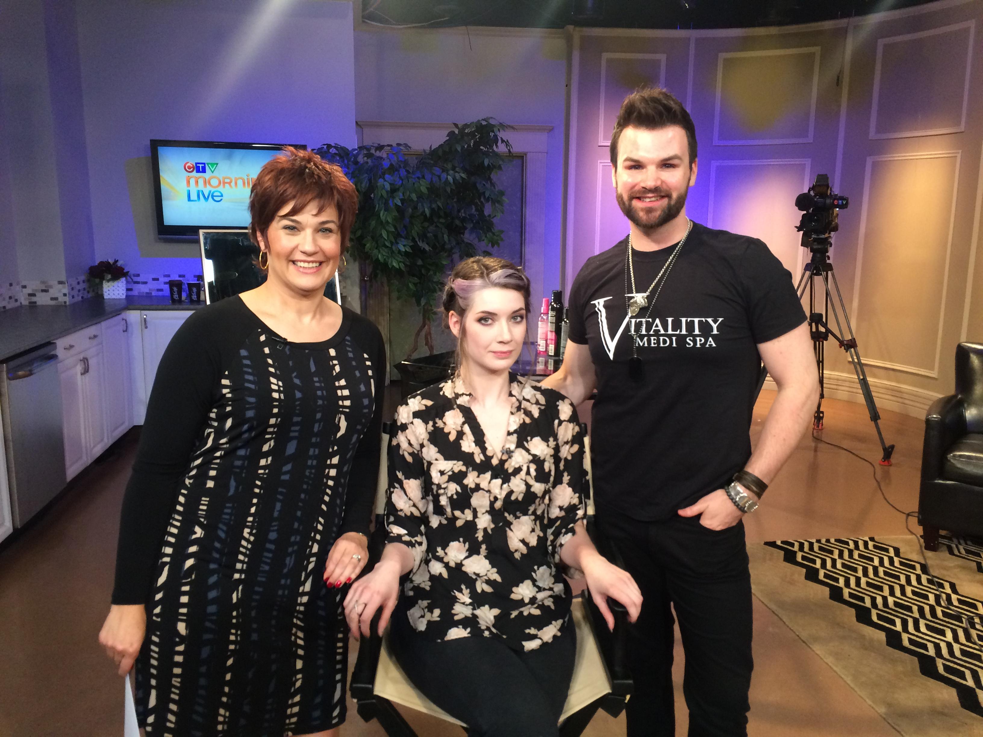 CTV Style Fix Braids & Buns