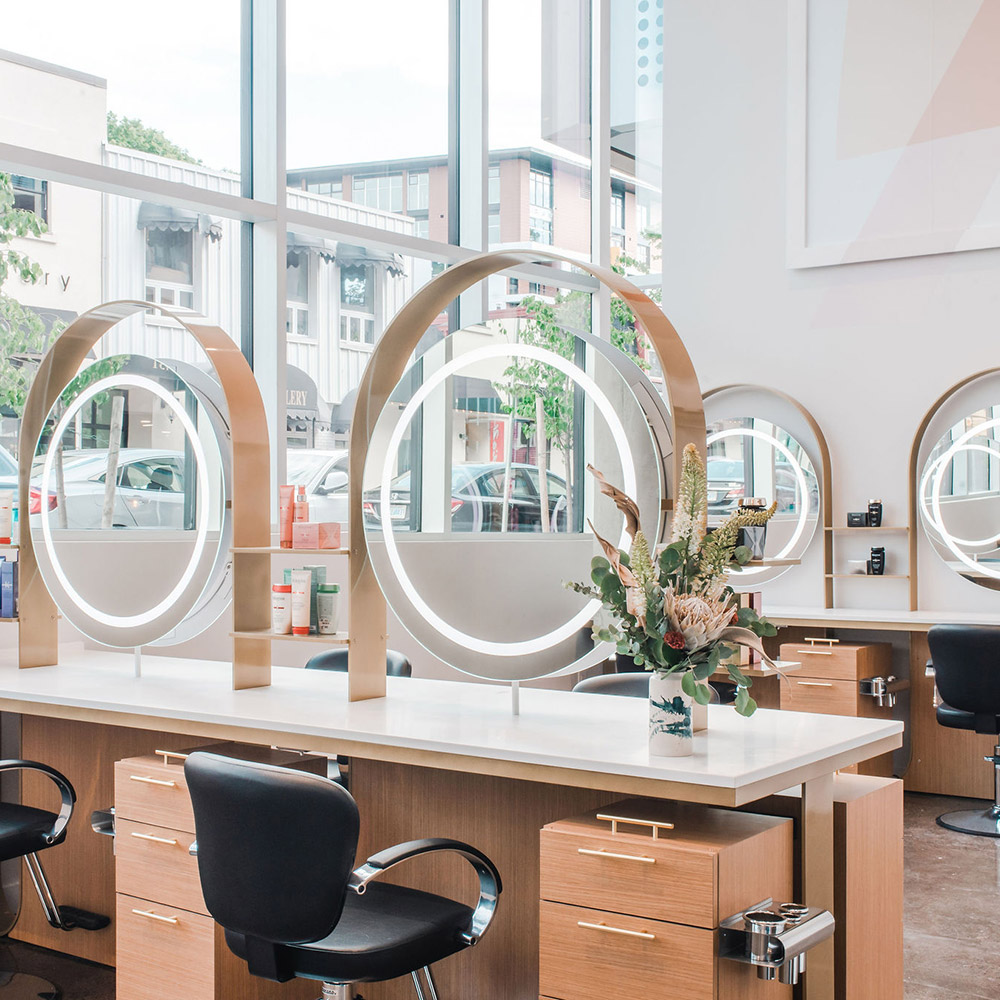 Vitality Medi Spa Hair Salon in Downtown Halifax, Nova Scotia